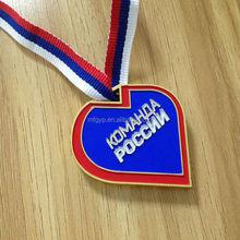 Arts and crafts wholesale soft enamel medal custom