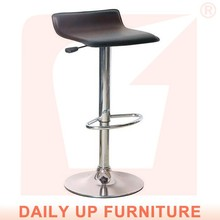regolabile in altezza sgabelli da bar ingrosso con pu base cromata cucina cuscini di seduta sedia poggiapiedi economici