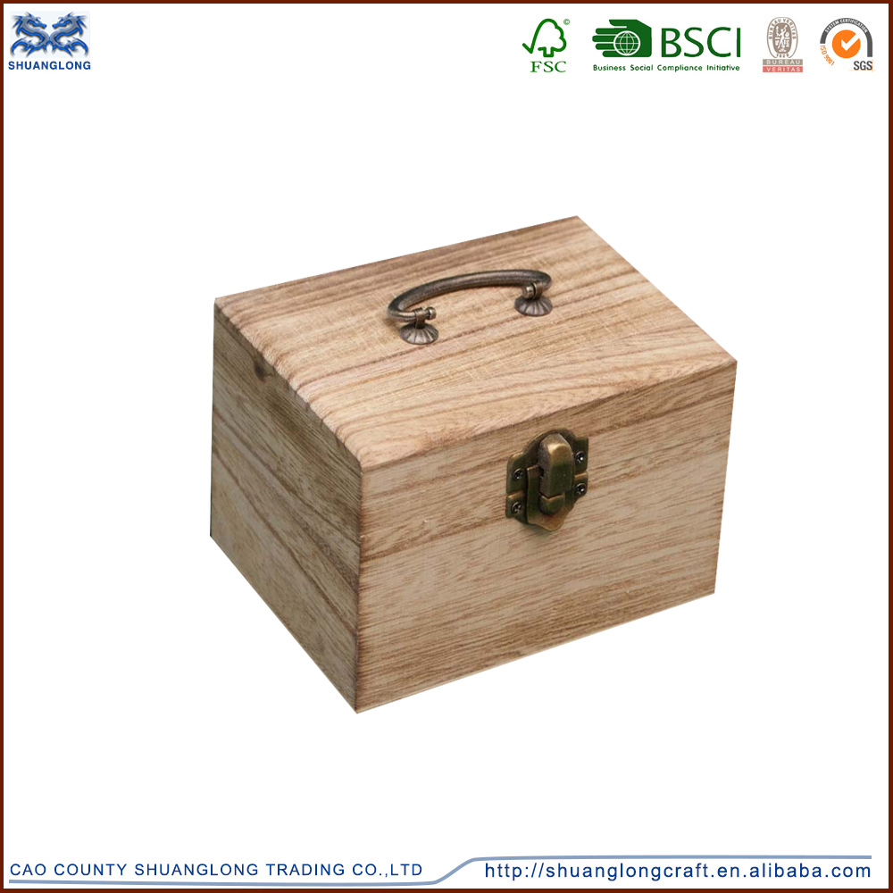 Cheap small unfinished wooden boxes for crafts decorative for Unfinished wooden boxes for crafts