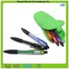 Cheap Wholesale fashion designs silicone pencil case bag