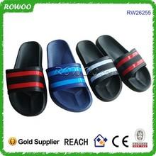2014 new arrival fashion man beach slipper,washable hotel slipper