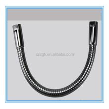 lazy flexible swivel metal long gooseneck tube phone stand mobile phone holder for bed / desk