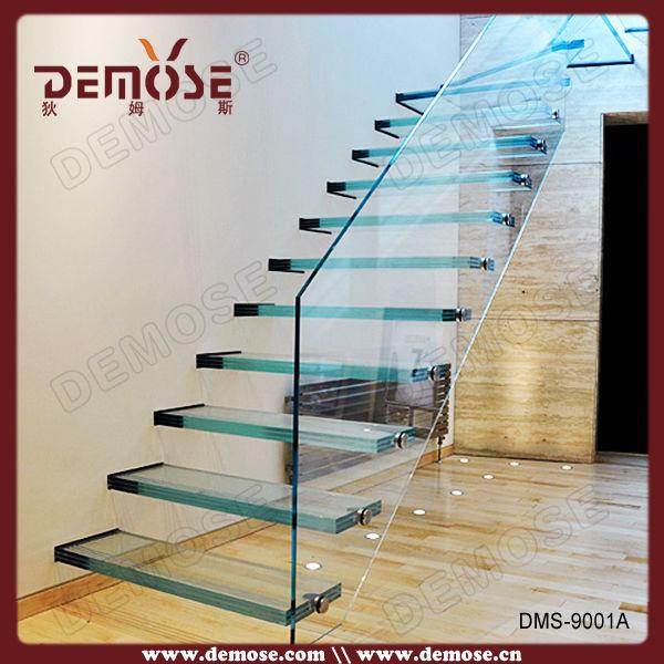 Pour usa flottants verre escaliers prix escaliers id de produit 727428082 fre - Escalier flottant prix ...