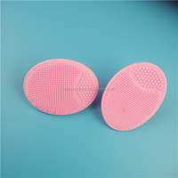 Silicone Blackhead Acne Nose Pore Cleaner Brush Facial Cleanser Remover Tool (2pcs/set)