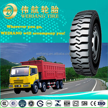Truck drive tyre 11.00R20 used for Mining/Mountain road