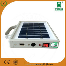 Hot sell 2W portable solar power system small household portable power