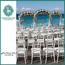 wooden hotel wedding chiavari chair