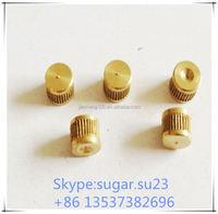 china supplier brass fireplace insert