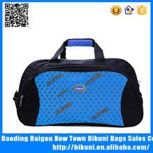 2015 China duffel bag neon custom duffel bags gym duffle bag