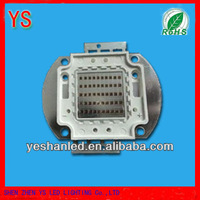 Hot seller curing 365nm 50w uv led high power china led