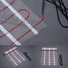 230V CE GOST certificate electrical underfloor heating mat