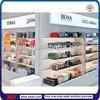 TSD-W914 famous brand painted wooden prefume stand shelf/slatwall perfume display shelf/exclusive shop perfume shelves