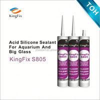 non sagging big glass structural silicone