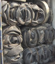 Scrap / Used Tyres Rubber