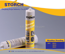 Storch N880 China Supplier Weather Proof Neutral Type Silicone Sealant
