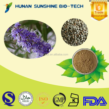 2015 Hot product protecting breast health product 10:1 Chastetree berry extract powder