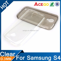 Buy 300 get 50 free china manufacturer mobile phone cover for samsung galaxy s4 silicon cover