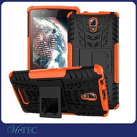 Hot selling rugged shockproof back cover case for Lenovo A2010