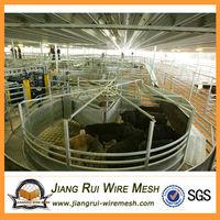 Au market galvanized cattle enclosure fence/heavy duty cattle pannel