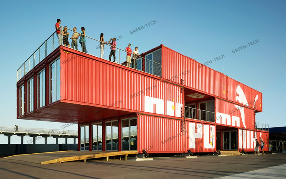 Ch La004 Modern Luxury Shipping Container House For Sale