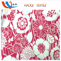 100 cotton woven cambric print fabric used to garment