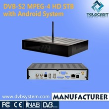 DVB S2 Set Top Box