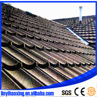 Shingle roof tile metal stone coated roof tiles factory price for sale