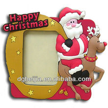 customized 3D santa claus photo frame for Christmas any size BJ-001J