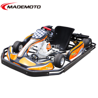 Popular single seat racing go kart/kids electric go kart/cheap racing go kart