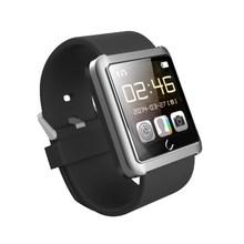 hotsale u10l alla moda di buona qualità orologio smart phone supporto della carta