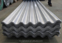 PPGI Prepainted Corrugated Steel Plate / Roof Building Material