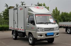 Good Quality Product Gasoline 4x2 Cargo Truck Mini Van