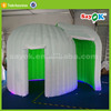 inflatable led lighting photo booth tent, photo booth kiosk for sale