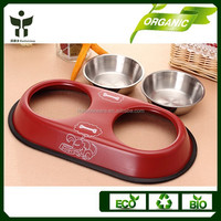 high quality wholesale pet bowl stainless steel durable dog bowl