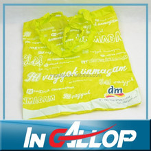 polyester foldable shopping bag for Hungary market