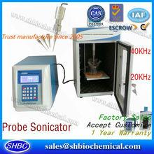 Probe Ultrasonic Sonicator, Ultrasonic Homogenizer, Homogenizer, Sonicator, Tissue Homogenizer