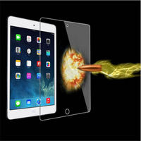 Factory price Tempered glass screen protector for ipad 2