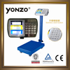 YZ-909 300kg electronic digital industrial platform toledo scale battery test weighing scale