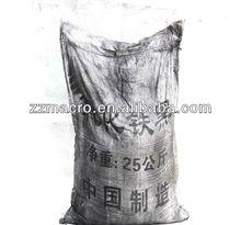 Iron Oxide Black for color cement brick