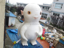 The latest movie cartoon wuba inflatable models for hot sale