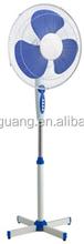 16 inch electric standing fan with cross base FS40-012