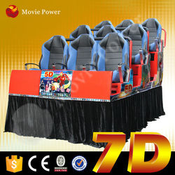 Egypt popular 9d cinema equipment new business projects
