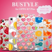 For OPP R7 PLUS 3D Hollow Soft tpu Mobile Phone Shell Case For Samsung Galaxy s4 s5 s6 edge Ultra Slim Gel Case