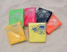 silver printing beach/sport/travel pareo towel fabric microfiber suedefactory Suzhou city Jiangsu