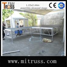 aluminum stage lighting frame like 1.22x2.44m hot sell