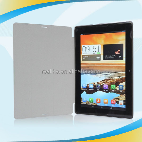 New arrival leather case for Lenovo A3500 A5500 A7600