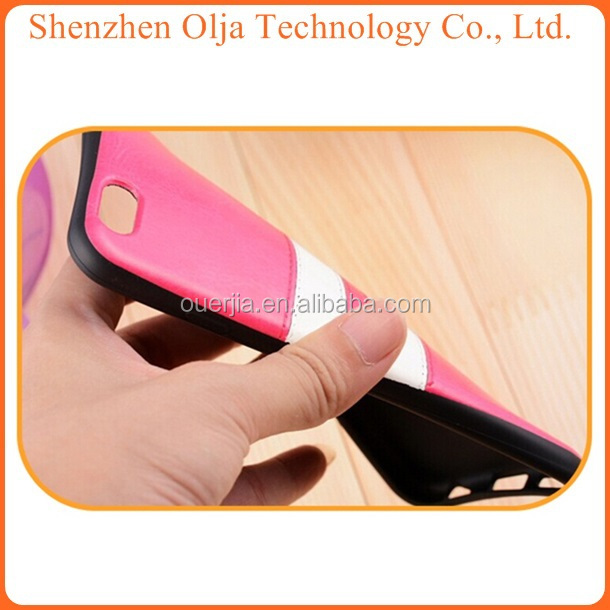 Olja Hot Double Color South Korea Cover For IPhone 6 iphone 6 plus case, For IPhone6 case