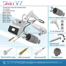 Galvanizing Machine Facial RF Skin Relaxation And Rejuvenation - Skin V7