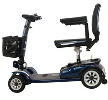SX america 3 wheel scooter for adult Motor: 24V 200W