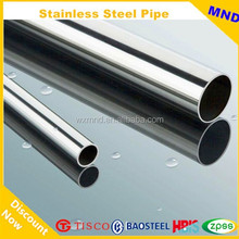 Stainless China TISCO 310S Seamless Steel Pipe/Tube